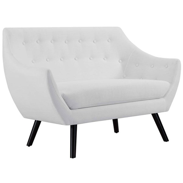 Modway Furniture Allegory White Loveseat EEI-2550-WHI