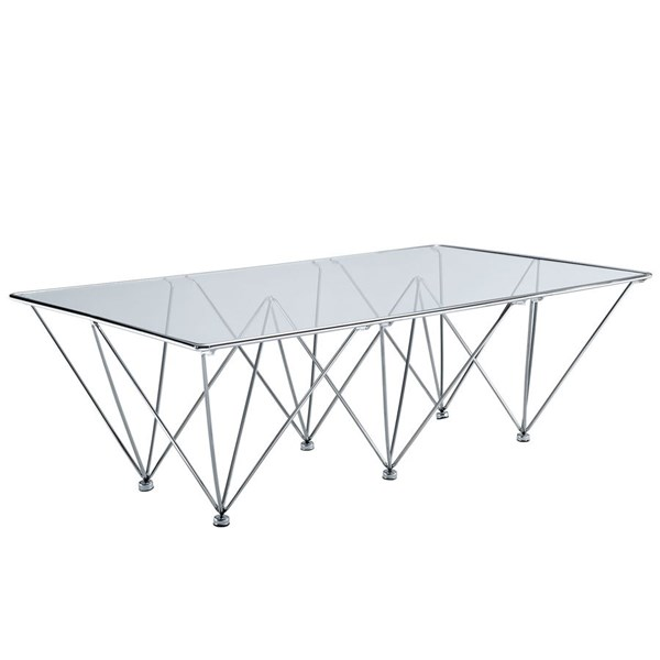 Modway Furniture Prism Rectangle Coffee Table EEI-260