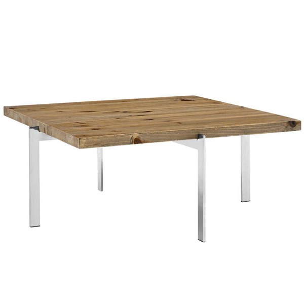 Modway Furniture Diverge Coffee Table EEI-2648-BRN