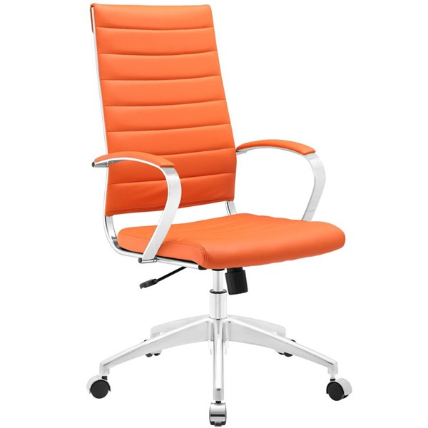 Modway Furniture Jive Orange Highback Office Chair EEI-272-ORA