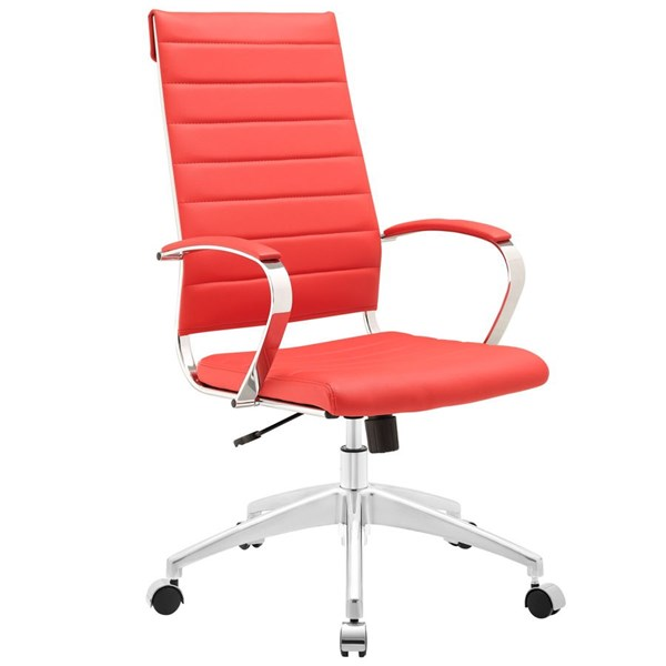 Modway Furniture Jive Red Highback Office Chair EEI-272-RED