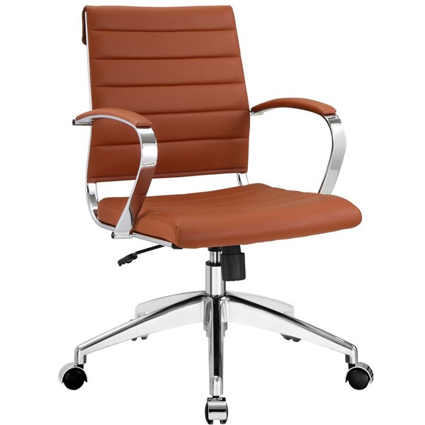 Modway Furniture Jive Terracotta Mid Back Office Chair EEI-273-TER