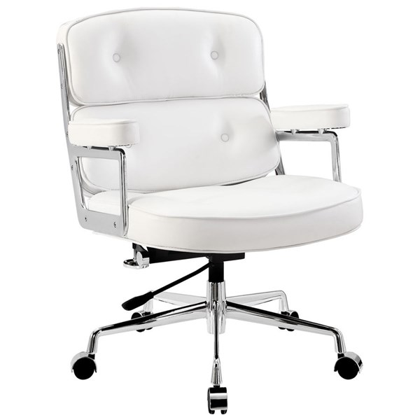 Modway Furniture Remix White Office Chair EEI-276-WHI