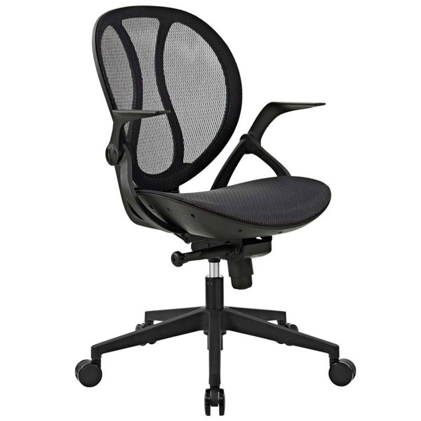 Modway Furniture Conduct Vinyl Office Chairs EEI-2772-CH-VAR