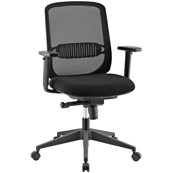 Modway Furniture Acclaim Black Mesh Office Chair EEI-2856-BLK