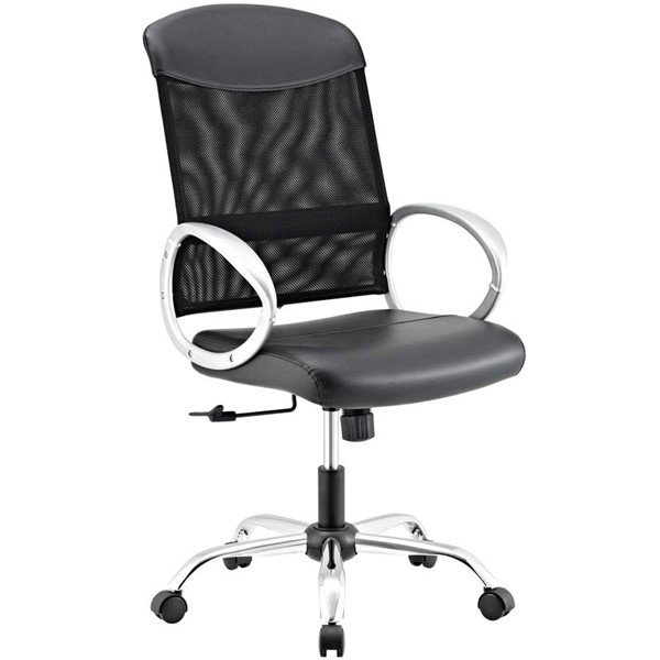Modway Furniture Emblem Black Office Chair EEI-2860-BLK