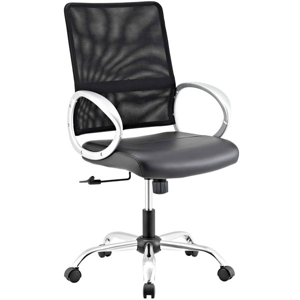 Modway Furniture Command Black Office Chairs EEI-2861-OCH-VAR