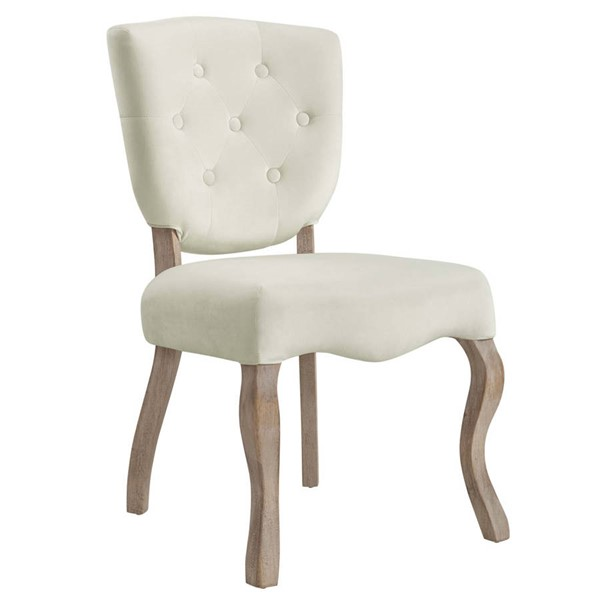 Modway Furniture Array Ivory Dining Side Chair EEI-2880-IVO
