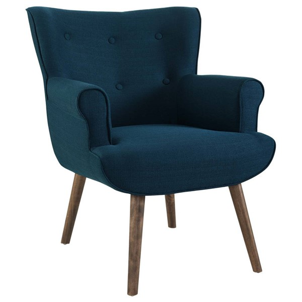 Modway Furniture Cloud Azure Upholstered Armchair EEI-2941-AZU