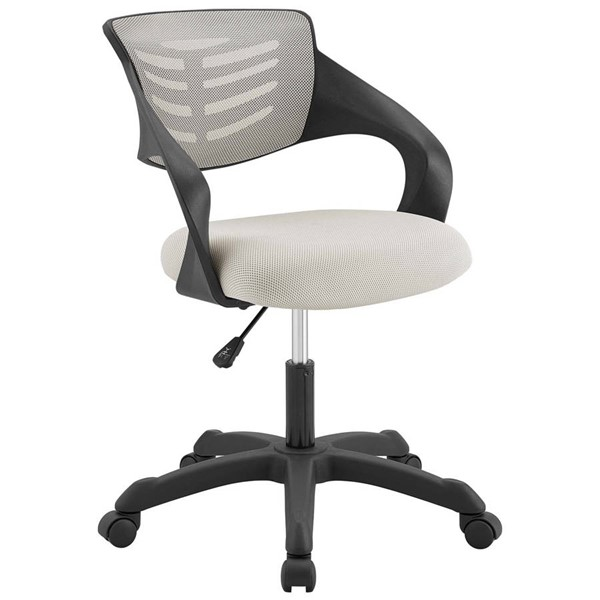 Modway Furniture Thrive Gray Mesh Office Chair EEI-3041-GRY