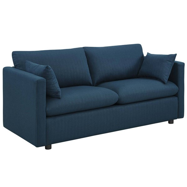Modway Furniture Activate Azure Upholstered Sofa EEI-3044-AZU