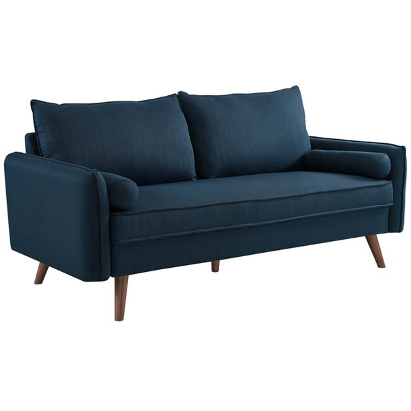 Modway Furniture Revive Azure Fabric Upholstered Sofas EEI-3092-SF-VAR