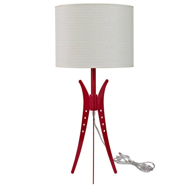 Modway Furniture Flair Table Lamp EEI-313-WHI