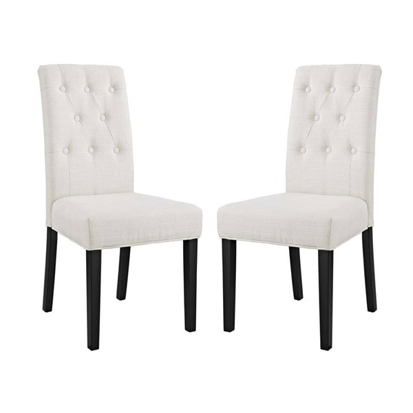 Modway Furniture Confer Beige Fabric Dining Side Chairs EEI-3325-DCH-VAR
