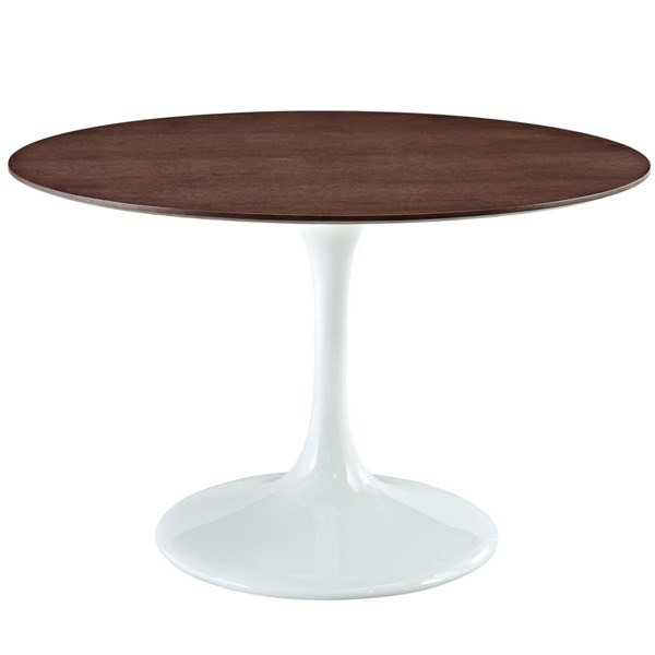 Modway Furniture Lippa White 48 Inch Dining Table EEI-523-WHI