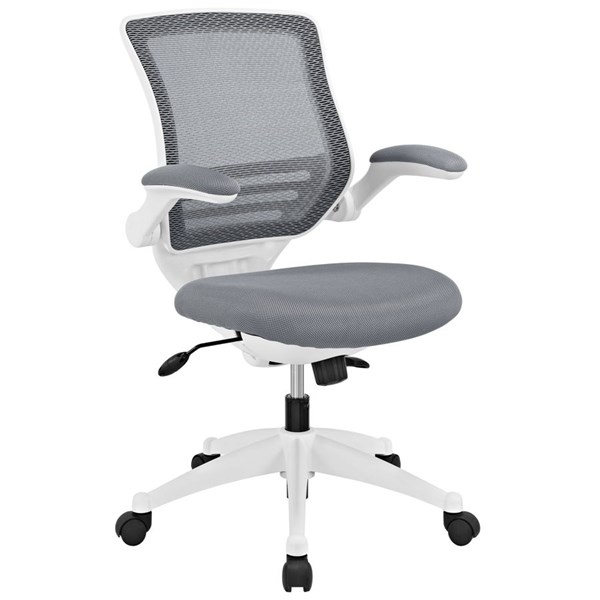 Modway Furniture Edge Gray Office Chair EEI-596-GRY