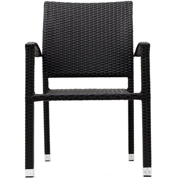 Synthetic Rattan Weave & Plywood Bella Dining Chair EEI-600