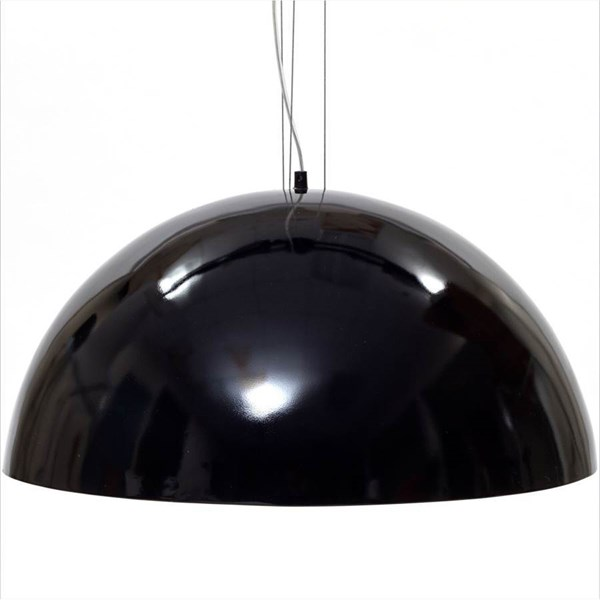 Flow Modern Black White Steel FRP Plastic Ceiling Fixtures EEI-672