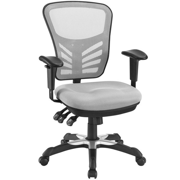 Modway Furniture Articulate Gray Office Chair EEI-757-GRY