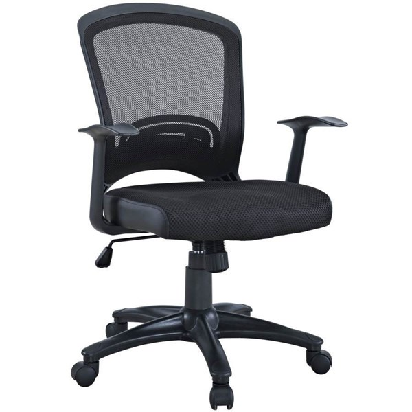 Modway Furniture Pulse Office Chair EEI-758-BLK