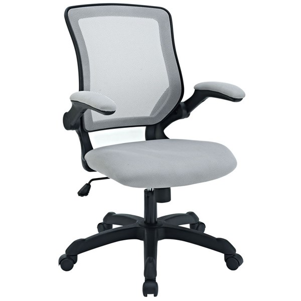 Modway Furniture Veer Gray Mesh Office Chair EEI-825-GRY