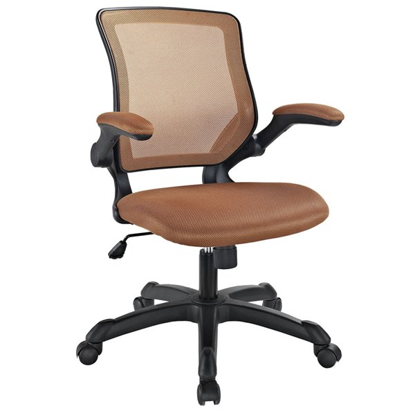 Modway Furniture Veer Tan Mesh Office Chair EEI-825-TAN