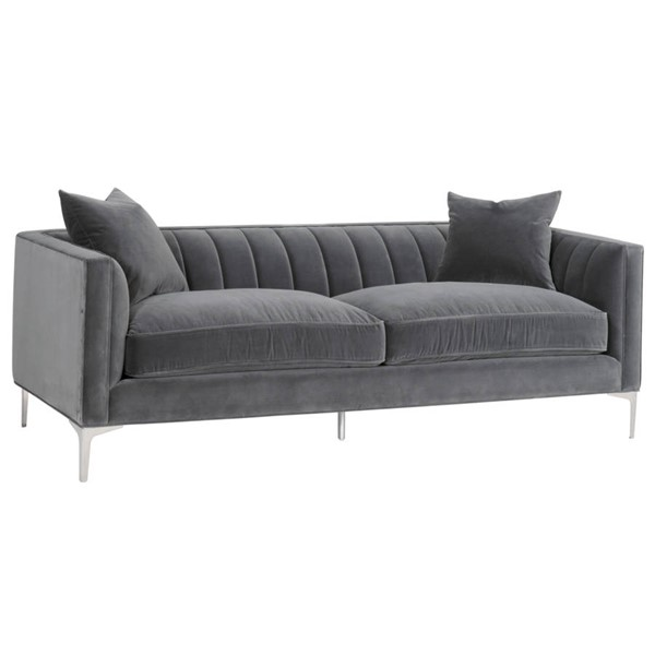 Essentials For Living Boho Channel Sofas EFL-6609-SF-VAR
