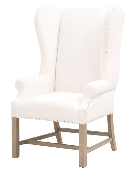 Essentials For Living Chateau Pearl Arm Chair EFL-6417UP-LPPRL-BT-NG