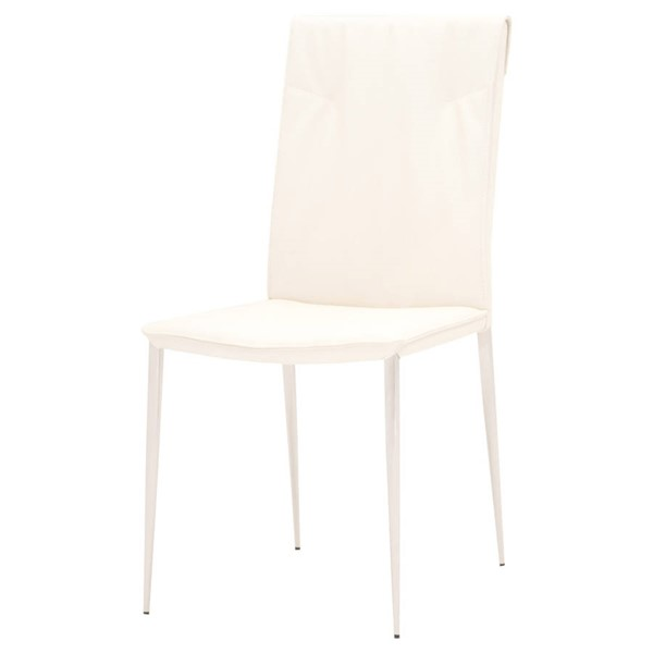 2 Essentials For Living Lane Shell Dining Chairs EFL-1635-SYN-SHL