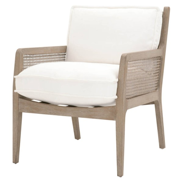 Essentials For Living Leone Pearl Club Chair EFL-6649-LPPRL-NG