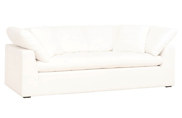 Essentials For Living Sky Pearl 96 Inch Sofas EFL-6610-3-SF-V1