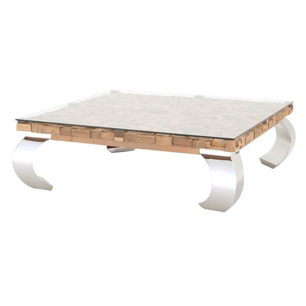 Essentials For Living Terni Natural Coffee Table EFL-Z-K0502