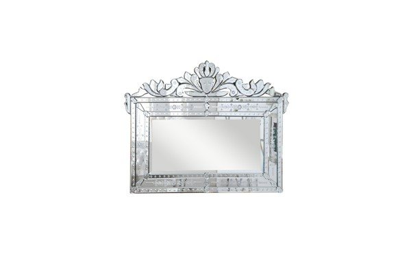 Elegant Decor Venetian Clear 42.5 Inch Mirror ELED-MR-2005C