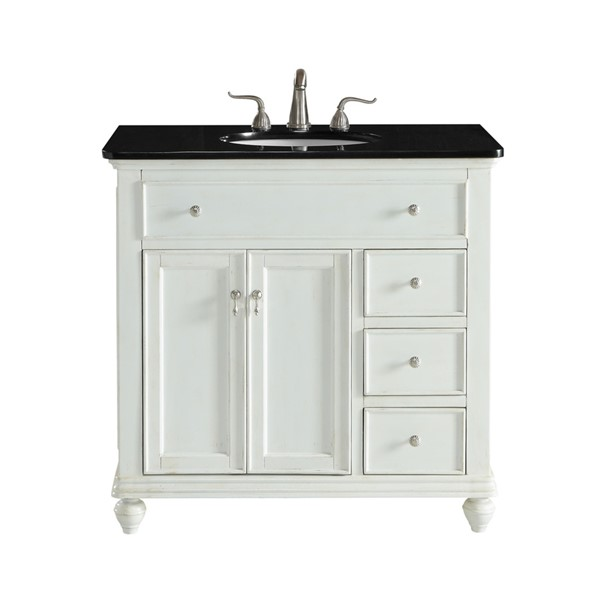 Elegant Decor Otto 36 Inch Single Bathroom Vanity Sets ELED-VF12336-BA-VAR