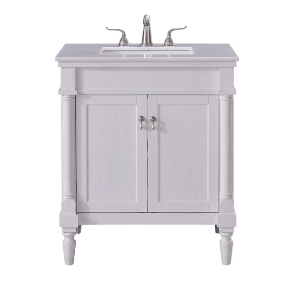 Elegant Decor Lexington 30 Inch Single Bathroom Vanity Sets ELED-VF13030-BA-VAR