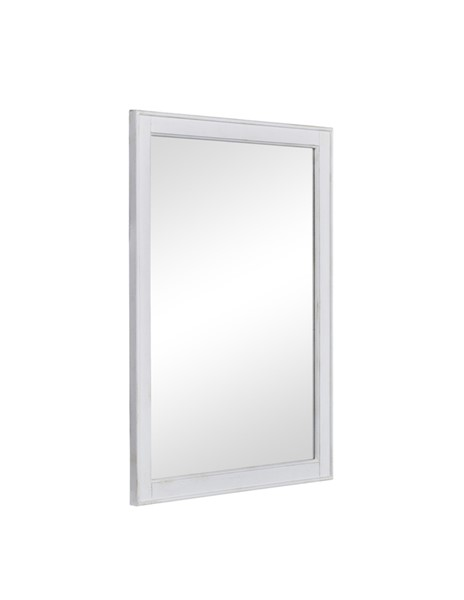 Elegant Decor Lexington White 24 Inch Mirror ELED-VM13024AW
