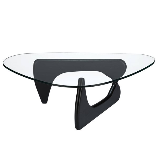 Edgemod Furniture Sculpture Black Coffee Table EMD-EM-149-BLK