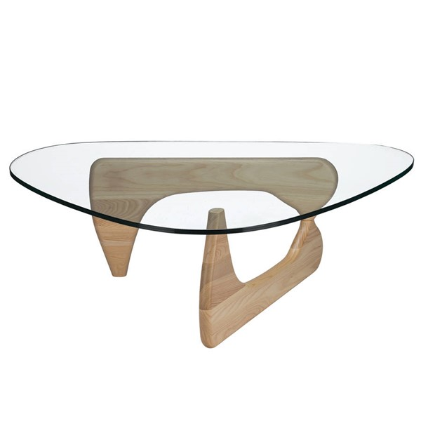 Edgemod Furniture Sculpture Natural Coffee Table EMD-EM-149-NAT