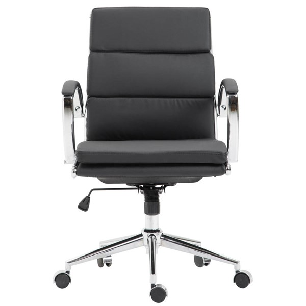 Poly and Bark Crestwell Mid Back Office Chairs PNB-PB-236-OFF-CH-VAR