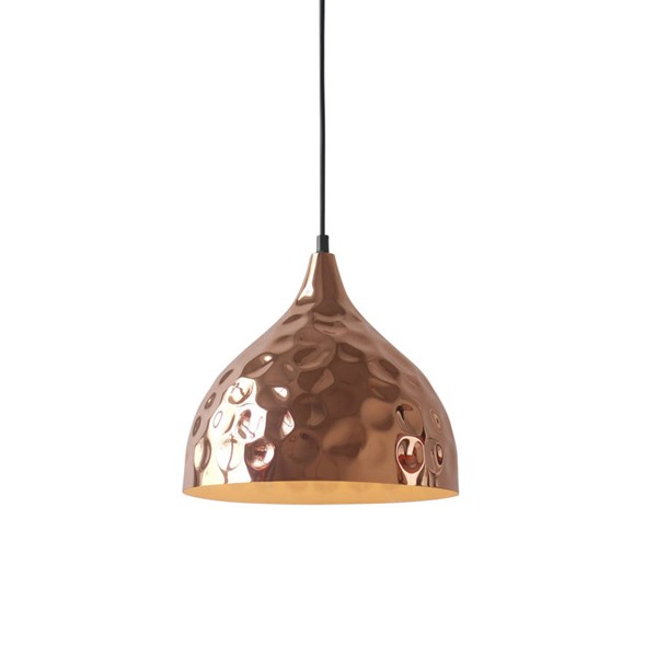 Edgemod Furniture Metzler Copper Pendant Lamp EMD-LS-C150