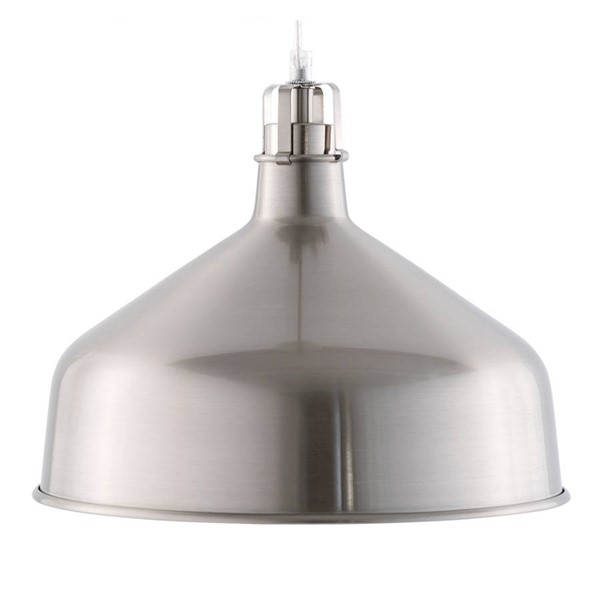 Edgemod Furniture Banbury Satin Nickel Pendant Lamp EMD-LS-C167-NKL