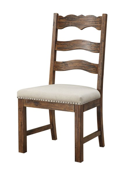 2 Emerald Home Chambers Bay Brown Dining Chairs EMR-D312-22-2PK-K