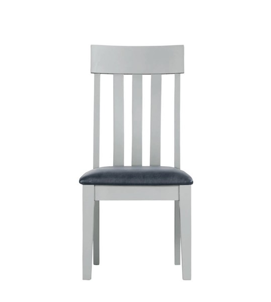 2 Emerald Home Cliff Haven Gray Dining Chairs EMR-D494-20-2PK-K