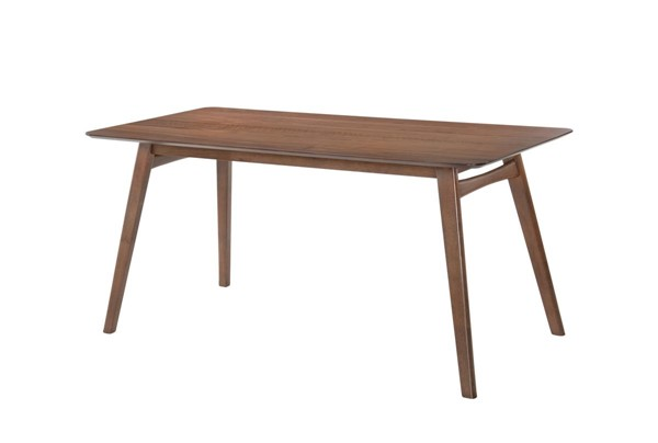 Emerald Home Simplicity Brown Rectangle Dining Table EMR-D550-16