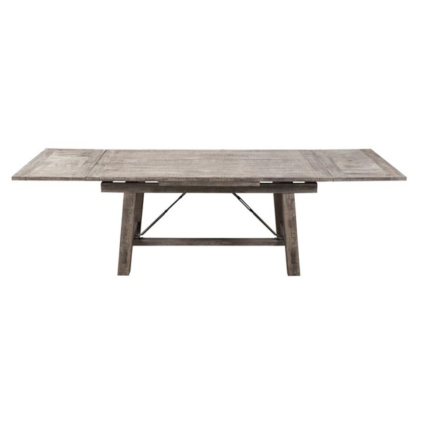 Emerald Home Dakota Charcoal Wood Modern Dining Table EMR-D570-15
