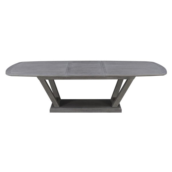 Emerald Home Carrera Gray Modern Dining Table EMR-D905-10-K