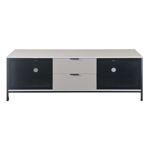 Emerald Home Modern Home Gray 2 Drawers TV Stand EMR-E5140GRAY