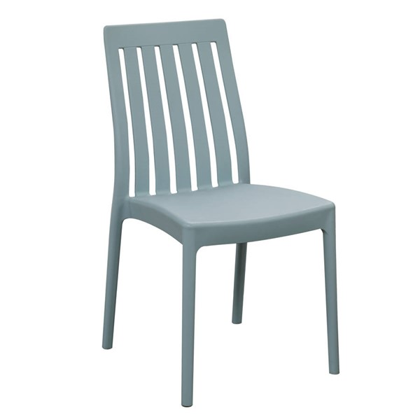 2 Emerald Home Odyssey Blue Outdoor Dining Chairs EMR-OD1101-20BLU-2PK-K