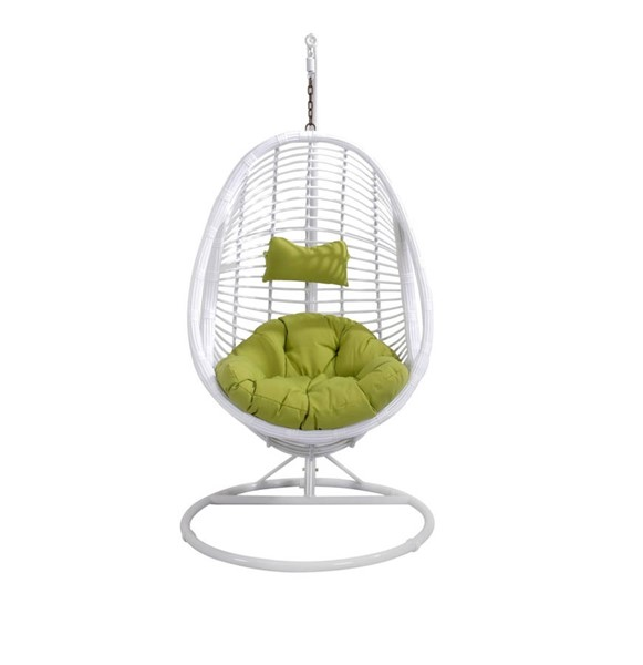 Emerald Home Catalina Green Outdoor Hanging Chair EMR-OU1061-09-08-K