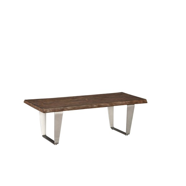 Emerald Home Sommerville Mahogany Rectangle Coffee Table EMR-T205-00